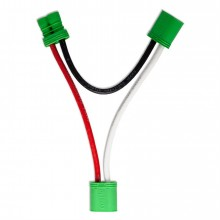 Series Wire Harness 6.5mm Polarized