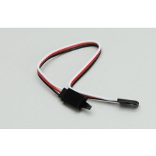 Futaba Extension Lead with Clip (Heavy Duty) 200mm