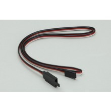 Futaba Extension Lead with Clip (Standard) 600mm