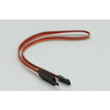 JR/Spektrum Extension Lead with Clip (Heavy Duty) 300mm