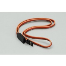 JR/Spektrum Extension Lead with Clip (Heavy Duty) 500mm