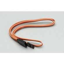 JR/Spektrum Extension Lead with Clip (Heavy Duty) 600mm