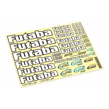Futaba Original Sticker For Car EBB1179
