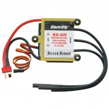 Silver Series 60A Brushless ESC High Volt Opto Isolate