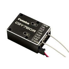 Futaba CGY760R - Gyro  Receiver (FASSTest/T-FHSS Air) & Governor - AVAILABLE FOR PRE ORDER ONLY