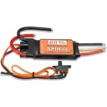 Jeti Spin 66 Brushless Speed Cont.