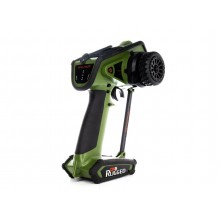 DX5 Rugged 5ch DSMR Tx Only. Green