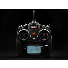 DX8 Transmitter Only Mode 2 EU