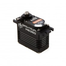 H6360 Mid Torque Ultra Speed Heli Tail HV Servo