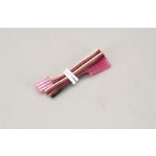 Futaba Extension Lead 300mm Pink