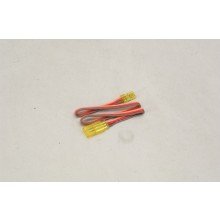 JR Extension Lead 300mm Yellow