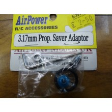 Airpower 3.17 mm prop saver