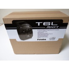 Futaba T6 L - Tx and RX combo - SUPPLIED IN BROWN BOX - GREAT VALUE
