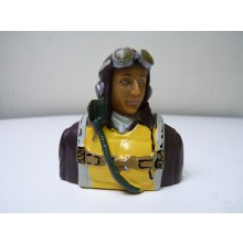 1/5 WWII American pilots Fully Painted
