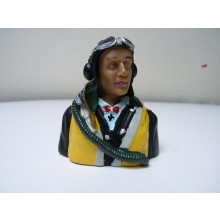 1/5 WWII German pilots Fully Painted