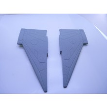 TOP GUN PARK-FLITE F-4E VERTICAL WING SET (MILITARY)
