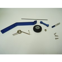 Aircraft Tail Wheel assembly 120cc