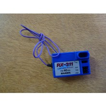 Sanwa RX-311 40mhz Receiver - Second Hand