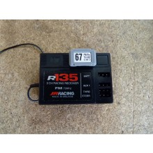 JR R135 75mhz receiver - SECOND HAND