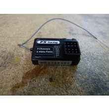 FS Racing 2.4ghgz 3 Channel Receiver - Second Hand