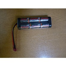 Overlander 7.2v 5000mah Nimh Battery with Deans connector