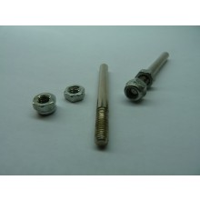 Miracle RC Wheel Axle M4 4mm x 30mm
