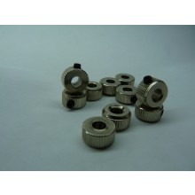Miracle RC 4.1MM Wheel Collar 10 per pack