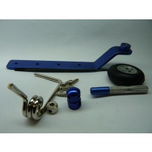 Miracle Tail wheel Gear for 80-100cc aircraft