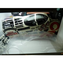 Carisma 1/14th Micro Bodyshells Clear AMG Mercedes DTM Vodafon