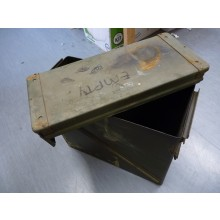 Green Metal Military Ammo/Lipo Safety Box (Military Style)