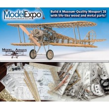 Model Airways Nieuport 28 - 1917 kit