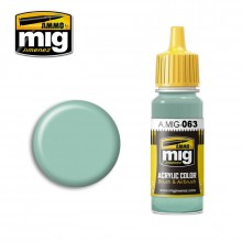 Ammo Mig Jimenez Acrylic 17ml Paint RLM 76 PALE GREY