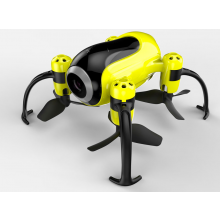 Udi U36W Piglet RTF - WiFi Mini Camera Drone (Yellow)