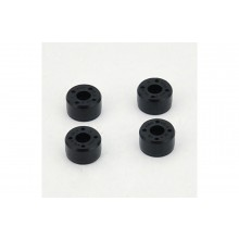 4 X Sealed Rubber/S