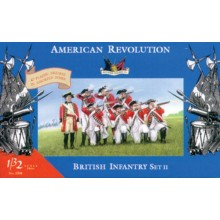 British Infantry - American Revolution Series II 1:32