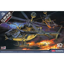 US Army OH-58D Black Death 1:35
