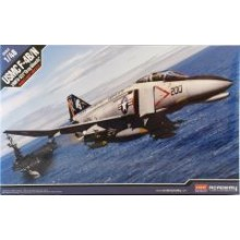 Plastic Kit Academy 1:48 12315 F-4B/N VMFA-531 Gray Ghosts Model Aircraft Kit