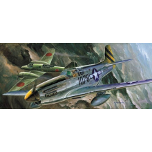 Academy PKAY12441 1616 1:72 Scale P-51C Mustang