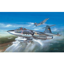 Academy PKAY12443 1619 1:72 Scale F-104G Starfighter