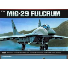 Academy Plastic Model Kit - M-29 Fulcrum - 1:144 Scale - 12615