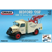 Bedford O Series SWB Recovery Truck 1:24