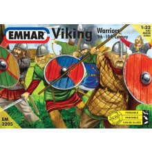 Viking Warriors 1:32