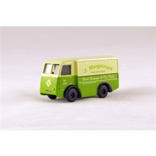 NCB Electric Van J MURGATROYD BUTCHERS 1:76