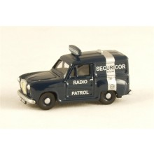 Austin A35 Van SECURICOR RADIO PATROL 1:76