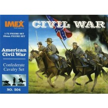 Confederate Cavalry 1:72