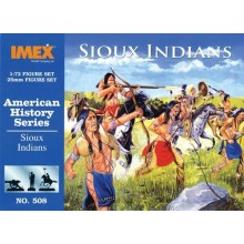 Sioux Indians 1:72