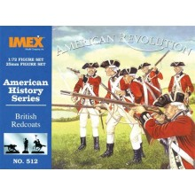 British Redcoats 1:72