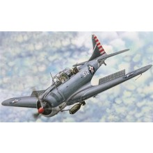 SBD-3 Dauntless (kit) 1:18