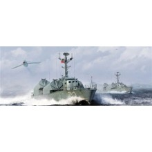 Type 21 PLA Navy Missile Boat (kit) 1:72