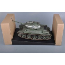T-34/85 Kurland Eastern Front 1944 (built & painted) 1:16
